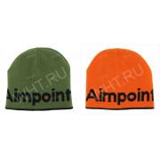 Двухсторонняя шапка AIMPOINT, оранжевая/хаки