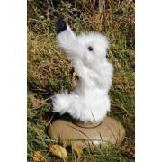Приманка зимней расцветки для Lucky Duck - Quiver Critter (заяц беляк)