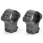 Небыстросъемные разд. кольца SportsMatch-UK на призму 9.5-11 мм, 30 мм, регулир. (22,5...23,8 мм)