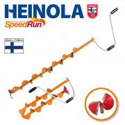 Ледобур Heinola SpeedRun COMPACT 135мм/1.0м