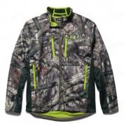 Куртка UNDER ARMOUR Storm SofterShell, камуфляж Mossy Oak Treestand