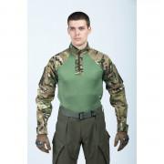 Боевая рубашка Giena Tactics Тип 2, камуфляж - Multicam