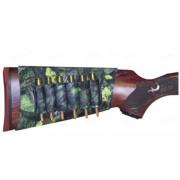 Наприкладный патронташ на 6 винтовочных патронов, камуфлированный, Outdoor Connection
