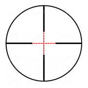 Оптический прицел AKAH/Hubertus 10-40х56