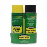 Набор для чистки Масло Rem™ (296 мл.) + Очиститель Rem™ Action Cleaner (296 мл.)