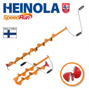 Ледобур Heinola SpeedRun COMPACT 115мм/1.0м