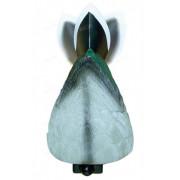 Комплект из двух чучел ныряющей кряквы Lucky Duck с машущим хвостиком (утка и селезень)