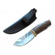 """Нож """"Бизон"""", рукоять кап ореха, сталь К340"""