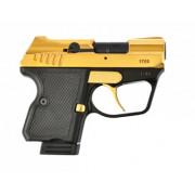 Пистолет ООП WASP Grom кал. 9мм (золотистое покрытие - нитрид титана)