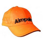 Бейсболка AIMPOINT, цвет оранжевый