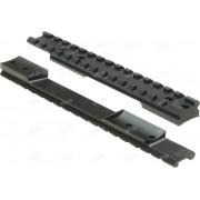Единая база Picatinny Nightforce Remington 700 LA 40 MOA