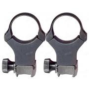 Быстросъемные раздельные кольца EAW для установки на призму 11 мм, 26 мм, BH 26 мм
