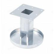 Алюминиевая кормовая насадка для кормления птицы (для расдачи корма из емкости), X3M1