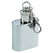 S/S Keychain Flask 1OZ