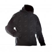 """Тактическая флисовая куртка с мембраной WindBlock GSG-8 """"Sentry-2"""", цвет - Чёрный"""