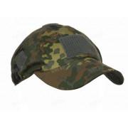 Бейсболка UF PRO Base Cap, камуфляж Flecktarn