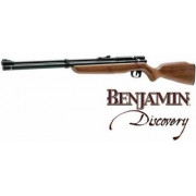 Винтовка пневм. Crosman  PCP BP9M22GP Benjamin Discovery (дерево, насос) кал. 5,5 мм