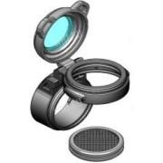 Защитный прозрачный откидной колпачок с ARD фильтром для прицелов Aimpoint Comp, PRO, ACO & 9000