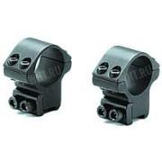 Небыстросъемные раздельные кольца SportsMatch-UK на призму 11-13 мм, 25.4 мм