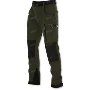 Брюки WOODLINE Frontline LW, цвет зеленый с черными вставками