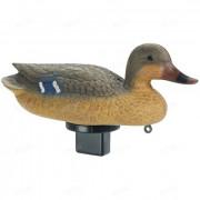 Плавающее чучело кряквы Lucky Duck с вибратором - УТКА