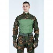 Боевая рубашка Giena Tactics Тип 1, камуфляж - Partizan