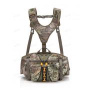 Рюкзак Tenzing TZ930 Lumbar Suspension Pack, цвет - Realtree Xtra, вес 1,9 кг