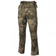 Брюки US BDU Field Pants, камуфляж HDT-camo FG