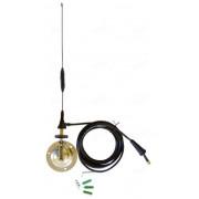Комплект выносной антенны с кабелем и кронштейном для установки