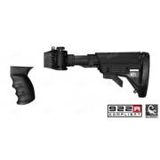 Комплект ATI Strikeforce (складной регулируемый приклад + пистолетная рукоятка) для Сайги-12