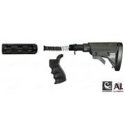 Комплект ATI Proline Strikeforce AR-15 с регулируемым прикладом, пист. рукояткой и цевьем 16.5 см