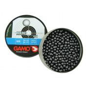 Пули пневматические - шарики Gamo Round калибр 4,5 мм, 0,53 гр, 500 шт, 6320334