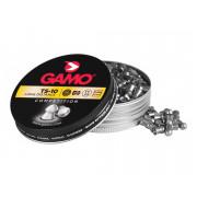 Пули пневматические Gamo TS-10 калибр 4,5 мм, 0,68 гр, 200 шт, 6321748