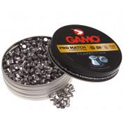 Пули пневматические Gamo Pro Match калибр 4,5 мм, 0,49 гр, 500 шт, 6321834