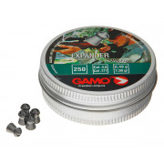 Пули пневматические Gamo Expander калибр 4,5 мм, 0,49 гр, 250 шт, 6322524