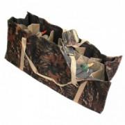 Камуфляжная сумка для чучел BirdLand, 12 секций