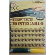 Пистоны и гильзы GIOCATTOLI для игрушечного ружья MONTE CARLO (Италия), 29236