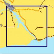 Карта Navionics 5G765S