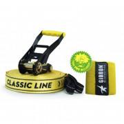 Комплект Classic  15 m  слэклайн +защита для дерева