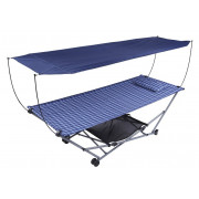 3751P Steel Folding Hammock  гамак cкл.сталь 210*86*70