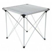 3860 Alu.Folding RoundTable  стол скл. алюм