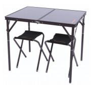 3907 Alu Table and Chair Set набор мебели складной