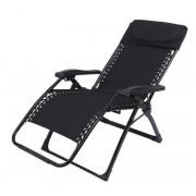 3903 DeckChair Enlarged Style кресло скл. сталь
