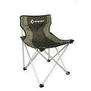 3801 Compact chair  кресло скл. алюм