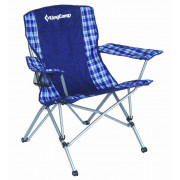 3803 Alu. Arms Chair  кресло скл. алюм
