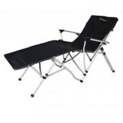 3847 Alu Lying chair кресло складное алюминиевое KingCamp