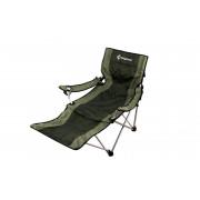 3872 Alu. Lying Chair   кресло скл. алюм