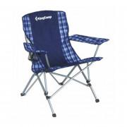 3873 Compact Steel Arm Chair кресло скл. сталь