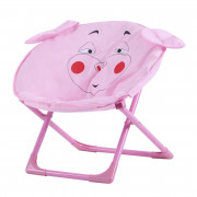 3875 Child Moon Chair   кресло скл. детское cталь