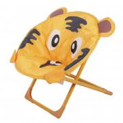 3877 Child Moon Chair стул скл. дет. сталь